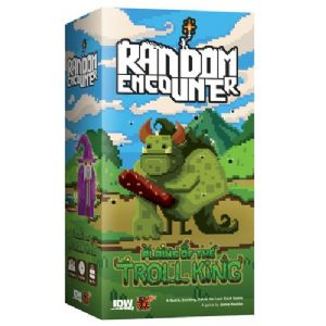 Random Encounters : Plains of the Troll King
